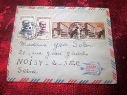 MAJUNGA MADAGASCAR Afrique Occidentale Française(France Ex-colonies & Protectorats)(1950)Lettres & Documents Timbre - Madagascar (1889-1960)