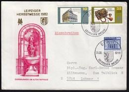 Germany DDR Berlin 1982 / Leipzig Autumn Fair - DDR