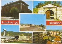 Djerdap- Traveled FNRJ - Serbie