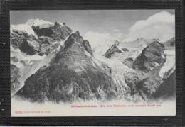 AK 0376  Stilfserjoch Strasse - Die Drei Gletscher Vom Weissen Knott Aus Ca. Um 1900 - Bolzano