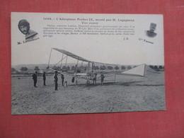 Aeroplane   M Legagneux        Ref 3754 - ....-1914: Precursors