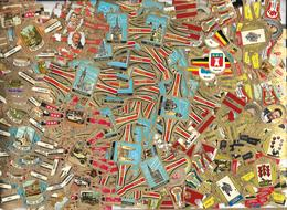 Sig:7: +500oude Sigarebandjes... Verschillende Bandjes .. Verder Uit Te Zoeken.. - Bagues De Cigares