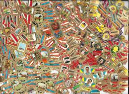 Sig:8: +500oude Sigarebandjes... Verschillende Bandjes .. Verder Uit Te Zoeken.. - Bagues De Cigares