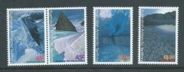 Australian Antarctic Territory 1996 Landforms Set Of 4 MNH - Territorio Antartico Australiano (AAT)