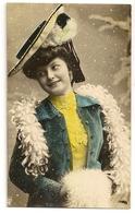 180 - Femme - Chapeau - Moda