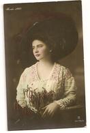 186- Femme - Mode 1908 - Moda
