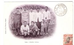 Cpa LAOS  Notables Laotiens      -T- - Laos