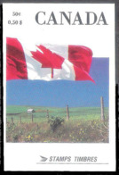 13071  Flags - Drapeaux - Canada - MNH - Booklet - Free Shipping - 1,75 - Enveloppes
