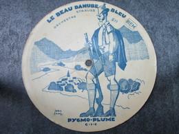 PYGMO PLUME - 78 Tours - LE BEAU DANUBE BLEU - MARCHE TURQUE - Autres