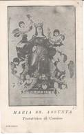 Frosinone-cassino-maria Ss.assunta-protettrice Di Cassino-viagg.1929 - Frosinone