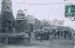CPA   Saint Germain Le Vasson   Mines De Saint Germain Le Vasson - Thury Harcourt