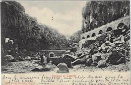 Tenerife Spain Espana Barranco 1908 - Espagne