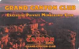 Canyon Casino - Black Hawk, CO - BLANK 4th Issue Slot Card   ...[RSC]... - Casino Cards