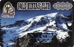 Easy Street & Famous Bonanza Casinos - Black Hawk, CO - BLANK 1st Issue Slot Card   ...[RSC]... - Casino Cards