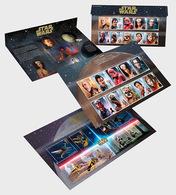 Great Britain 2019 - Star Wars III Presentation Pack - 1952-.... (Elizabeth II)