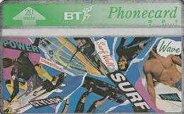 REINO UNIDO. SPORTS. Youth Series - Surf. 07/1993. 307K. BTC-089. (610) - Sport