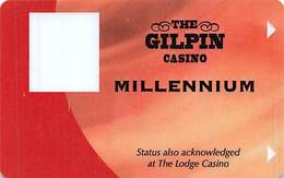 Gilpin Casino - Black Hawk, CO - BLANK 13th Issue Slot Card  ...[RSC]... - Casino Cards