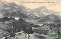 38 - Château De Montmeilleur Par Mens - France