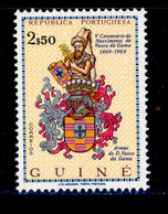 ! ! Portuguese Guinea - 1969 Vasco Gama - Af. 326 - MNH - Guinée Portugaise