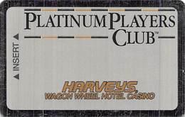 Harvey's Casino - Central City, CO - BLANK 6th Issue Slot Card  ...[RSC]... - Casino Cards