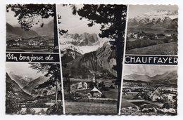 CHAUFFAYER --1959--Multivues, Un Bonjour De Chaufayer......timbre......cachet.......à Saisir - France