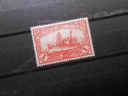 D.R.Mi 16  1M*MLH  Deutsche Kolonien (Deutsch-Neuguinea)  1901 - Mi 12,00 € - Kolonie: Deutsch-Neuguinea