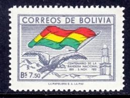 Bolivia  362    *  FLAGS - Bolivia