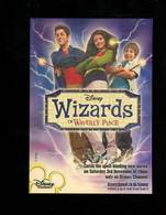 Film Cinema Movie Wizards Of Waverly Place Disney UK - Affiches Sur Carte