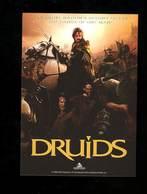 Film Cinema Movie Druids NL - Affiches Sur Carte