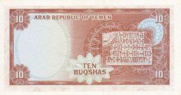 YEMEN ARAB  P. 4 10 B 1966 UNC - Yemen