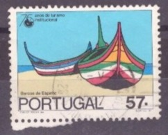 Portugal 1987 -  The 75th Anniversary Of Tourism 57$00 N. 1789 Cot. € 2.50 - 1910-... Republiek