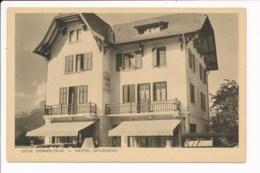 Carte De  Combloux  Hôtel Splendid - Combloux