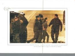 Moscou Russie Les Forces Speciales Russes Evacuent Un Otage Non Identifié Du Theatre  CPM Ou CPSM - Postkaarten