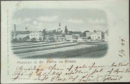 St.Peter In Krain - St. Peter Na Krasu (1899) - Slovenia
