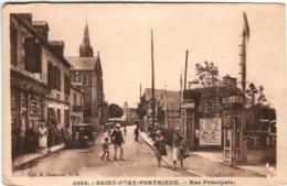 41thth 1731 CPA - SAINT QUAY PORTRIEUX - RUE PRINCIPALE - Saint-Quay-Portrieux