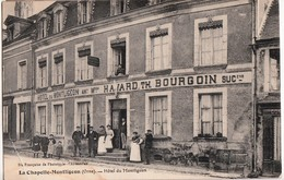 LA CHAPELLE MONTLIGEON-HOTEL DE MONTLIGEON - Frankreich