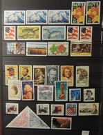 12 - 19 // USA - Lot De Timbres Moderne - United States
