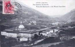 Espagne -  SAN IGNACIO DE LOYOLA  - VISTA DE SANTUARIO Y DEL MONTE IZAR AITZ - Guipúzcoa (San Sebastián)