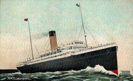 RMS LAURENTIC - Paquebote