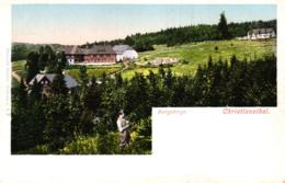 Christiansthal  ...nette Alte Karte   (ke9761 ) Siehe Scan - Tchéquie