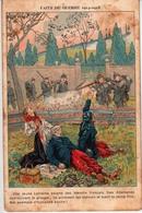 FAITS DE GUERRE 1914-1915-CRIMES ALLEMANDS - Guerre 1914-18