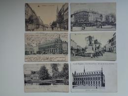 Beau Lot De 20 Cartes Postales De Belgique  Courtrai      Mooi Lot Van 20 Postkaarten Van België  Kortrijk - 20 Scans - Postkaarten