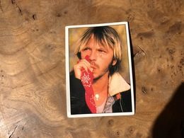 319/ SALUT COLLECTION PANINI 1989 N° 47 RENAUD - Panini