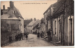 LA CHAPELLE HUON-LE BOURG - Other Municipalities