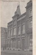 CHARLEROI / ECOLE DES ESTROPIES  1925 - Charleroi
