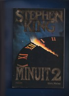 """""  MINUIT 2  """"  --  1991  --  """"  Stephen  KING  """" -- Edit. Albin  Michel ..... - Fantastique"