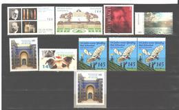 Germany   MNH **10 Different Stamps X 1.45 E - [7] République Fédérale