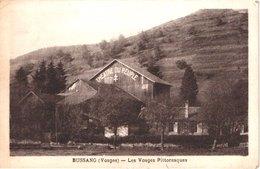 FR88 BUSSANG - Les Vosges Pittoresques - Théâtre Du Peuple - Belle - Bussang