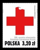 Poland 2019 Mih. 5084 Medicine. Polish Red Cross MNH ** - 1944-.... República