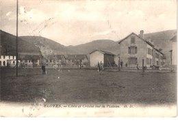 FR88 ELOYES - Cités Et Crèche Sur Le Plateau - France